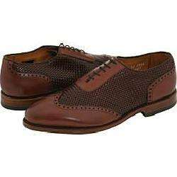 Allen Edmonds Hampstead Chili Oxfords