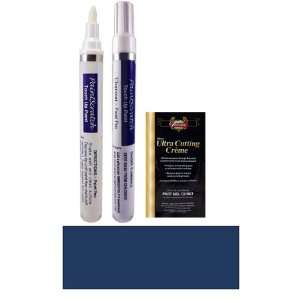 Oz. Capri Blue Metallic Paint Pen Kit for 2008 Mercedes Benz CLK