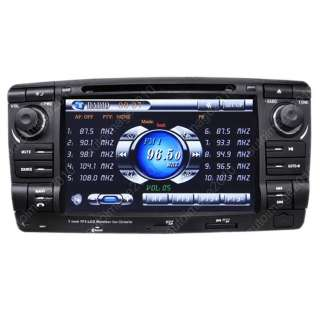 Octavia Car GPS Navigation Radio TV Bluetooth  IPOD DVD Player