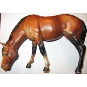 Breyer Model Horse   Grazing Mare   Bay