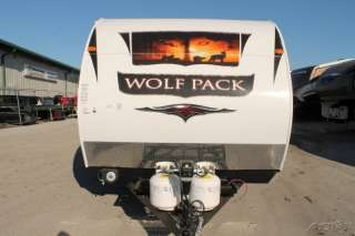 12 Forest River Wolf Pack Toy Hauler travel trailer T27WP Sold 1 only