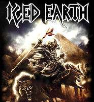 Iced Earth Something Wicked T Shirt Heavy Metal Medium