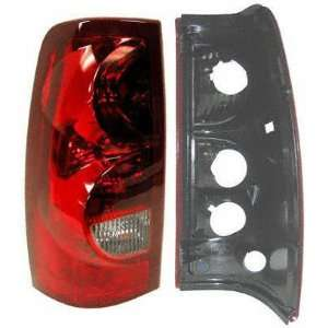 03 CHEVY CHEVROLET SILVERADO PICKUP TAIL LIGHT LH (DRIVER SIDE) TRUCK