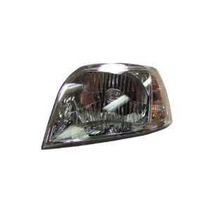 OE Replacement Chevrolet Aveo Driver Side Headlight Assembly Composite