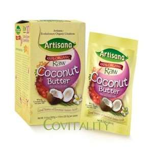 Artisana Raw Organic Coconut Butter   11oz  Grocery