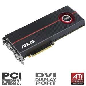 Asus HD 5970 2G DDR5 512B PCIE D DVI I/HDCP/HDMI Video
