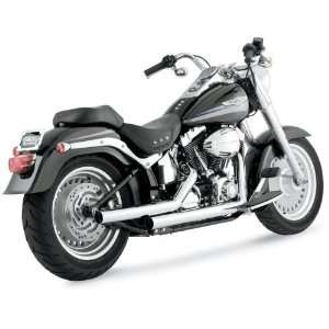 Vance And Hines Straightshots HS Exhaust System For Various Harley