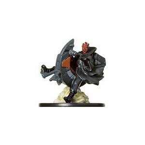 Darth Maul On Speeder Star Wars Miniatures Universe 7/60