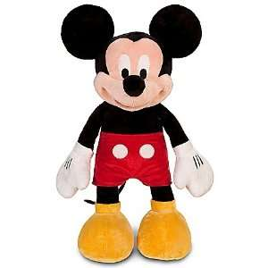Disney Exclusive Large Mickey Mouse Plush Toy    25 H Toys & Games