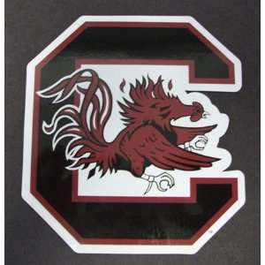 South Carolina Gamecocks Team Logo NCAA Car Magnet