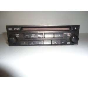 03 05 Mitsubishi Eclipse Single Disc CD Radio