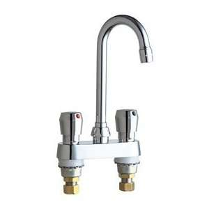 Chicago Faucets 895 665CP Chrome Manual Deck Mounted 4