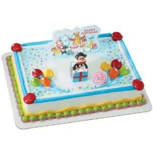 Paul Frank Julius Monkey Surprise Party Cake Topper Set
