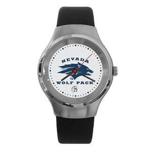 NCAA Nevada Wolf Pack Finalist 3 Hand and Date Watch