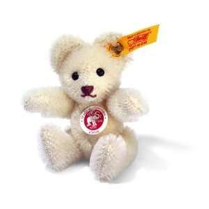 Mini Steiff Collectible Teddy Bear stands just over 3