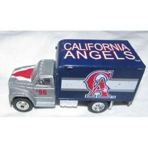 Los Angeles Angels 1996 Matchbox Truck 1/64 Scale Diecast