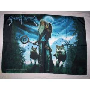 SONATA ARCTICA 42x30 Inches Cloth Textile Fabric Poster
