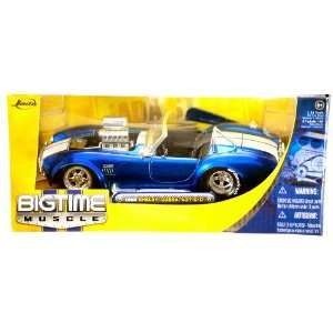 2008   Jada Toys Inc / Big Time Muscle Series   1965 Shelby Cobra 427