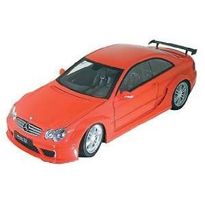 Kyosho 118 Mercedes Benz CLK DTM Coupe AMG red Toys & Games