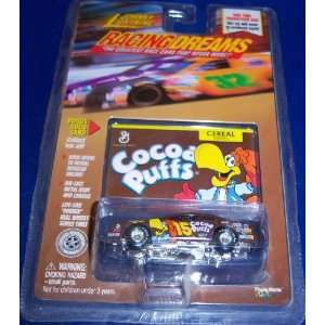 Johnny Lightning Racing Dreams # 15 Cocoa Puffs Toys & Games