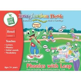 Phonics with Leap, Leap Frog, Read   Lesson 1 Explore similar items