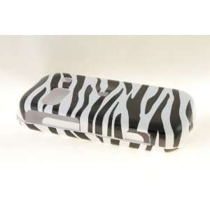 Samsung Craft R900 Hard Case Cover for BK/WH Zebra