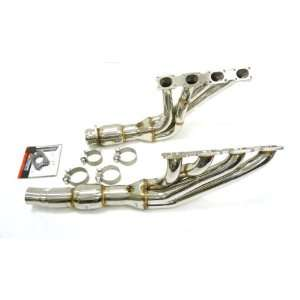 OBX Exhaust Manifold Headers 90 95 Corvette ZR1 LT5 NEW Automotive