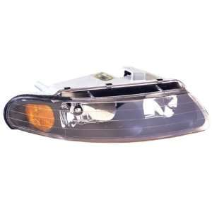 Dodge Avenger Replacement Headlight Assembly   Passenger