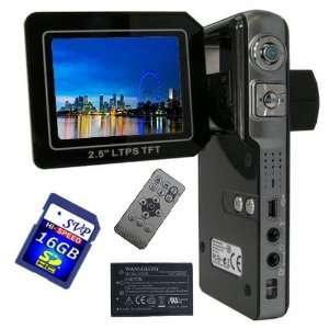 TFT LCD Monitor (Free 16GB High Speed SD Card & 2 Li ion batteries