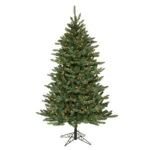 7.5 Pre Lit Blue Frasier Artificial Christmas Tree