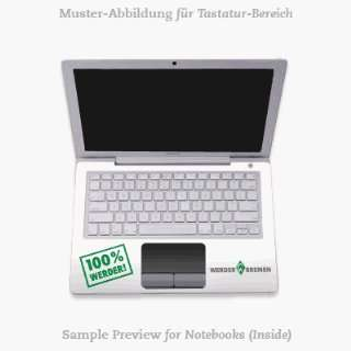 100 Prozent Werder Laptop Notebook Decal Skin Sticker Electronics
