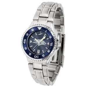 Nevada Wolf Pack NCAA Womens Steel Anochrome Watch Sports