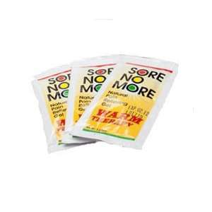 Travel 10 Pack Sore No More Natural Pain Relieving Therapy