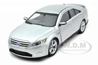 2010 FORD TAURUS SHO SILVER 1/24 1 OF 756 MADE