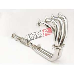 OBX Performance Exhaust Header 92 96 Honda Prelude 2.2L