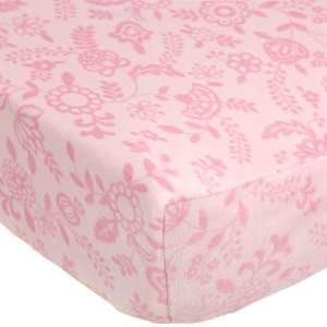 Kids Line Bella Velour Changing Pad Cover Baby