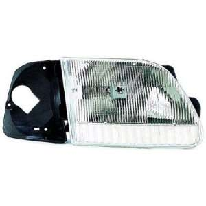 1997 97 FORD EXPEDITION HEADLIGHT ASSEMBLY TO 7/96 WITH