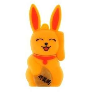 1GB Lovely Lucky Rabbit USB Flash Drive Cartoon Flash