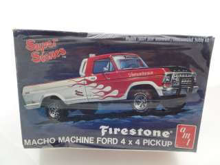 1978 FORD MACHO MACHINE 4X4 PICKUP TRUCK AMT MODEL VTG