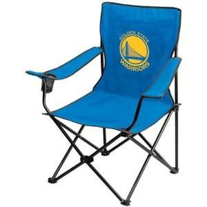 State Warriors Heavy Duty Outdoor Folding Chair