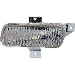 com 92 95 FORD TAURUS CORNER LIGHT LH (DRIVER SIDE), Except SHO Model
