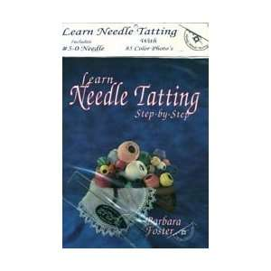 Learn Needle Tatting Step By Step Arts, Crafts & Sewing