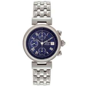 Lemans Mens 1216U Classic Collection Automatic Chronograph Watch