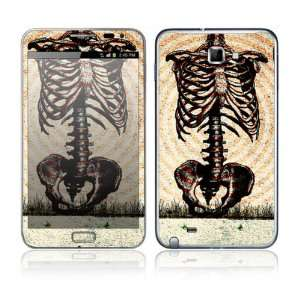 Imploding 2 Decorative Skin Cover Decal Sticker for Samsung Galaxy