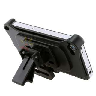 iPhone 4 4S 4G 4GS 4G 4th Black Gen Car Vent Mount Phone Holder USA