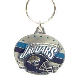 NFL Design Key Ring   Jacksonville Jaguars