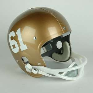 1961 IOWA STATE CYCLONES Riddell TK Suspension Football