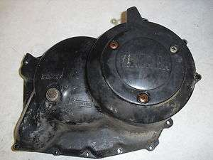 96 YAMAHA KODIAK 400 ENGINE CRANKCASE CLUTCH SIDE COVER