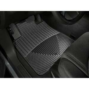 Black WeatherTech Floor Mat (Full Set) [With 2nd Row Center Console
