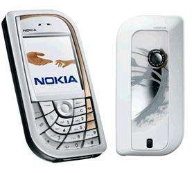Unlocked Nokia 7610 Cell Mobile Phone  GSM Camera FM